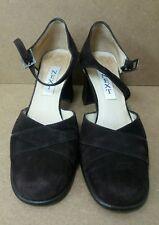 Siguiente Marrón Zapatos Talla 4 < J4369
