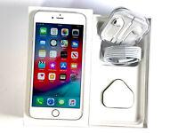 Apple iPhone 6s Plus  32GB Silver Unlocked Sim Free A1687 GOOD CONDITION 407