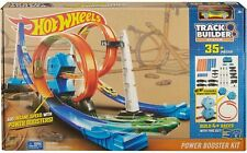 Hot Wheels Track Builder System Power Booster Kit Kids Toy Cars Gift Track New!