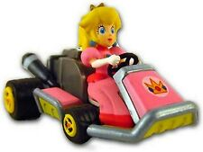 """Mario Kart 7 Racing Collection Pull Back Racer-2"""" Peach"""