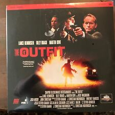 The Outfit -  Laserdisc NIB NEW SEALED