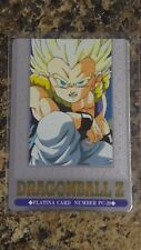 1996 Dragonball Z Hero Collection Part 3 Platina Foil Card #PC-29