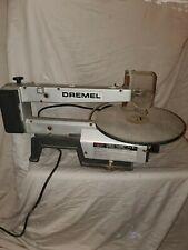 "Dremel 1671 16"" Scroll Saw 2 Speed USED"