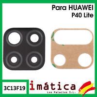 CRISTAL DE LA CAMARA LENTE PARA HUAWEI P40 LITE TRASERA PRINCIPAL DETRAS LENTE