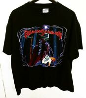 Vtg 1992 Black Sabbath Dehumanizer Brockum Tour T-Shirt Size (XL)