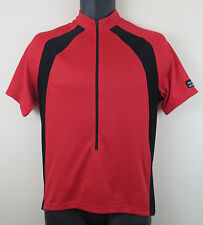 Gonso Cycling Retro Red Jersey Vtg Top Shirt Trikot Maillot Maglia Small S M