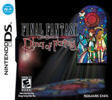 Final Fantasy Crystal Chronicles: Ring of Fates NDS New Nintendo DS