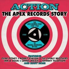 Action The Apex Story 1960-62 (2013, CD NIEUW)