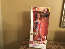 Ginger Spice Girls Official 1997 Doll - New In Box
