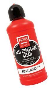 Griot's Garage B110P BOSS Fast Correcting Cream 16oz
