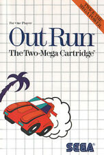 ## SEGA Master System - Out Run - TOP / MS Spiel ##