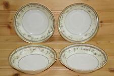 """Haviland Yale Limoges (4) Fruit  Berry  Dessert or Sauce Bowls, 5"""""""