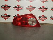DAEWOO LACETTI 2005 LEFT NEARSIDE REAR LIGHT