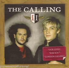 THE CALLING - Two (UK 13 Track CD Album)