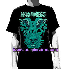 BARONESS:Skull:T-shirt:NEW:XLARGE ONLY