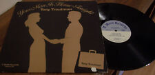 "Tony Troutman ""Your Man is Home Tonight"" SOUL T. MAIN RECORDS LP ATLANTA, GA"