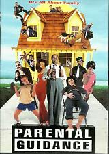 PARENTAL GUIDANCE - BRAND NEW DVD - FREE UK POST