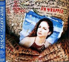 GLORIA ESTEFAN - Unwrapped - Japan CD+1BONUS+DVD - NEW