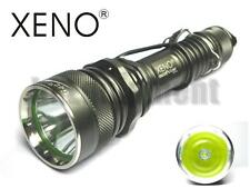 XENO G42 Cree XM-L2 U3 1C HDDu SOS Strobe 6M Cool White LED Flashlight