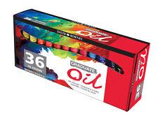 Daler Rowney Laurea colori ad olio Set - 36 x 22ml TUBI