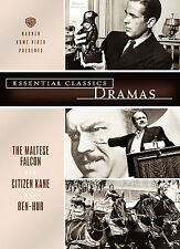 Essential Classics - Dramas [The Maltese Falcon / Citizen Kane / Ben-Hur]