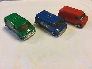 1980s Bedford Vans Lot 3