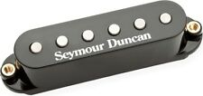 Seymour Duncan STK-S6 Custom Stack Plus Hum-Cancelling Strat Pickup, Black, NEW!