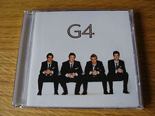 CD Album: G4 : Self Titled Album
