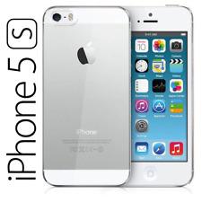 FUNDA RIGIDA DURA TRANSPARENTE PARA iPHONE 5 5S SE