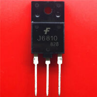 5PCS 2SJ6810 Original Pulled Fairchild Transistor J6810