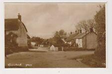 Cornwall postcard - Crantock