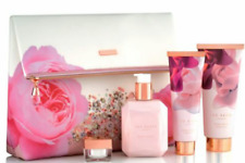 Ted Baker Blush Bouquet Cosmetic Gift Set & Bag Ladies With Contents