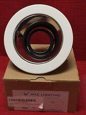 """Wac Hr-8412-Cl 4"""" Recessed Low Voltage Recessed Lighting Trim Open Specular"""