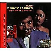 Percy Sledge : TAKE TIME TO KNOW HER CD Highly Rated eBay Seller Great Prices