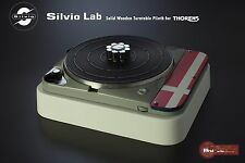 Thorens TD 124/124 MK 2 Plinth (Soild Maple) White colour
