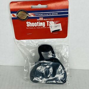 NEW NEET ARCHERY SHOOTING TAB PINCH FREE SUPER LEATHER SMALL RH #40100
