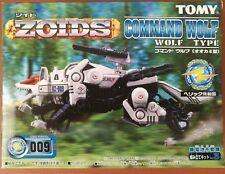 Tomy Zoids 1/72 Wolf Type RZ-009 Command Wolf 1983-2003