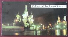 Münzsatz über die Kultur und Tradition in Russland 10 x PP(2)