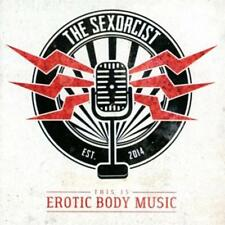the Sexorcist - This Is Erotic Body Music - CD NEU