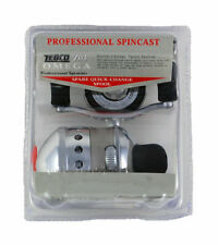 ZEBCO OMEGA PROFESSIONAL SPINCAST Z03 2.9:1 CLAM PACK 21-32915 NIP