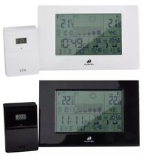 Digital Weather Station with wireless sensor  and Radio Controlled Clock,Auriol.
