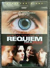 Requiem for a Dream (Dvd, 2001, Directors Cut) New & Sealed