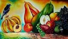 Original Art Painting Oil Canvas Cuban Art Arte Cuba YOANDRIS PEREZ BATISTA 70