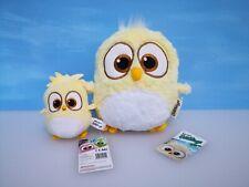 OFFER! Angry Birds Hatchlings Movie Rovio Plush 20cm & 10cm