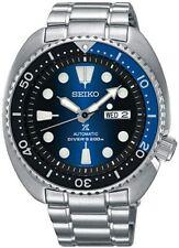 全新現貨SEIKO精工 Turtle Prospex 自動 潛水 手錶 with Blue Dial SRPC25J1  HK*1