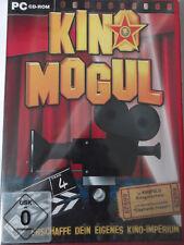 Kino Mogul - Imperium, Blockbuster, Filme, Popcorn, Leinwand, Beamer, mit Editor