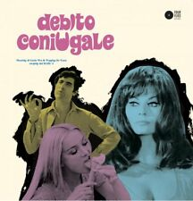 Carlo Pes, Peppino De Luca, I Marc 4 Debito ConiugaleThe Conjugal Debt OST LP