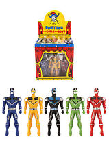 10 Super Fighter Toys Party Bag Fillers Lucky Dip Boys Girls Toy Loot Bag Pinata