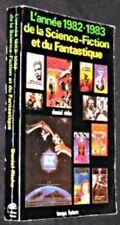 Año 1982-1983 ciencia ficción y Fantástico