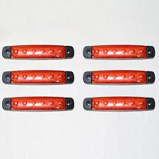 NUEVO 6x 12v LED SMD Intermitente Lateral Bombilla para PEUGEOT BOXER PAREJA